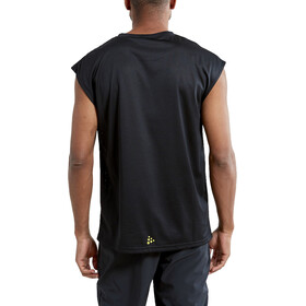 Craft Charge T-shirt à maille Homme, black